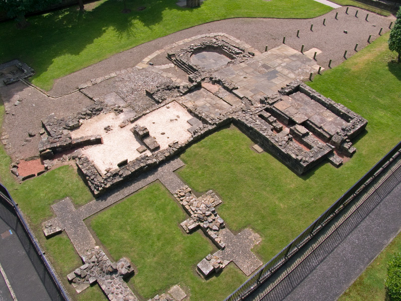 Bearsden: the rediscovery and excavation of a Roman fort