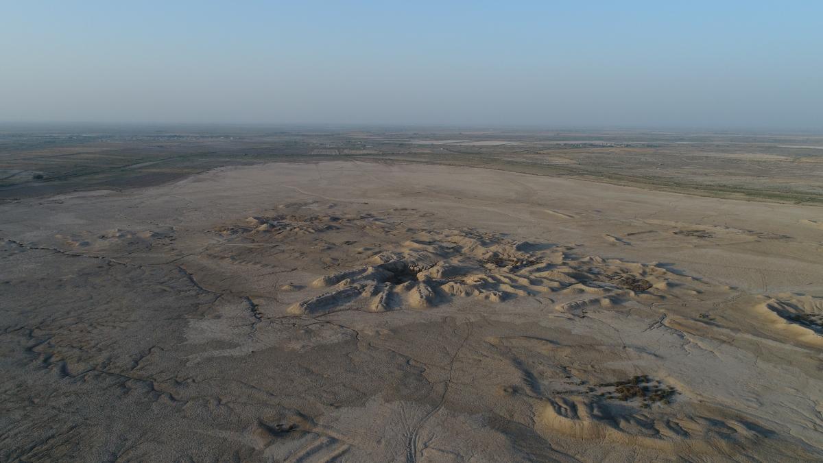 The Tello/Ancient Girsu Project, Iraq Scheme, The BritishMuseum
