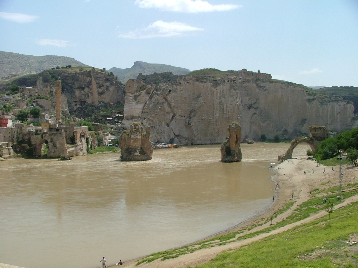 The Upper Tigris in Antiquity: a disappearing cultural heritage