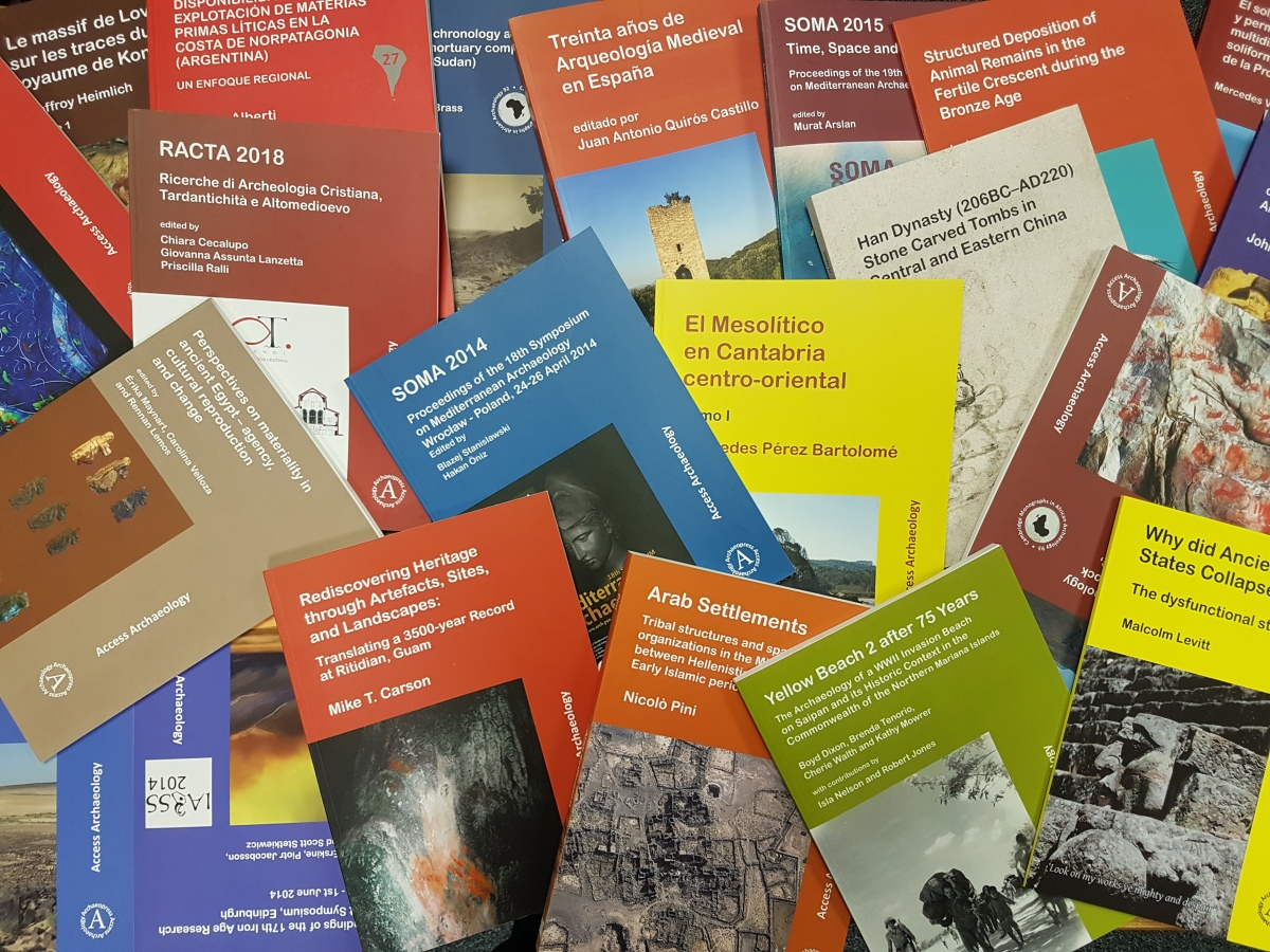 Access Archaeology: A New Approach to ArchaeologicalPublishing